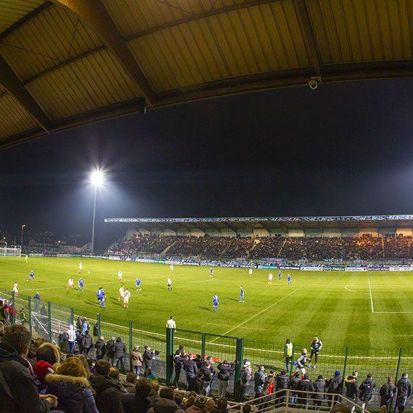 Stade Pierre Brisson -Beauvais