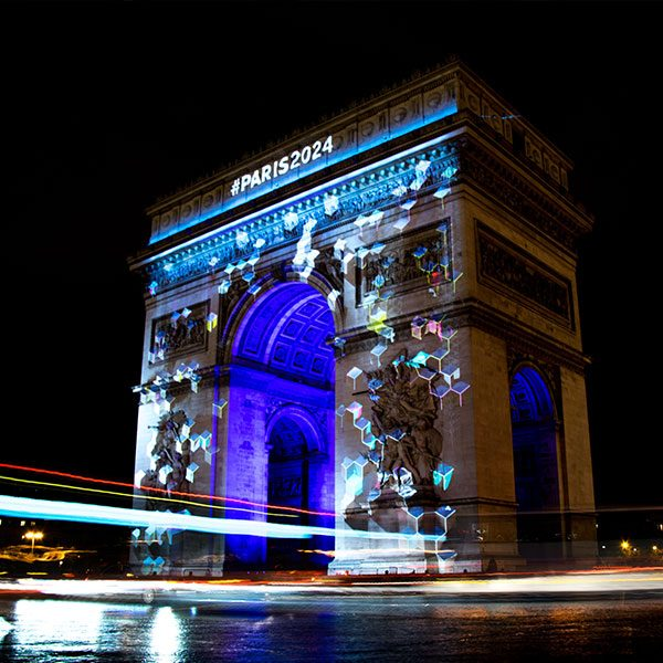 Arc de Triomphe Paris 2024